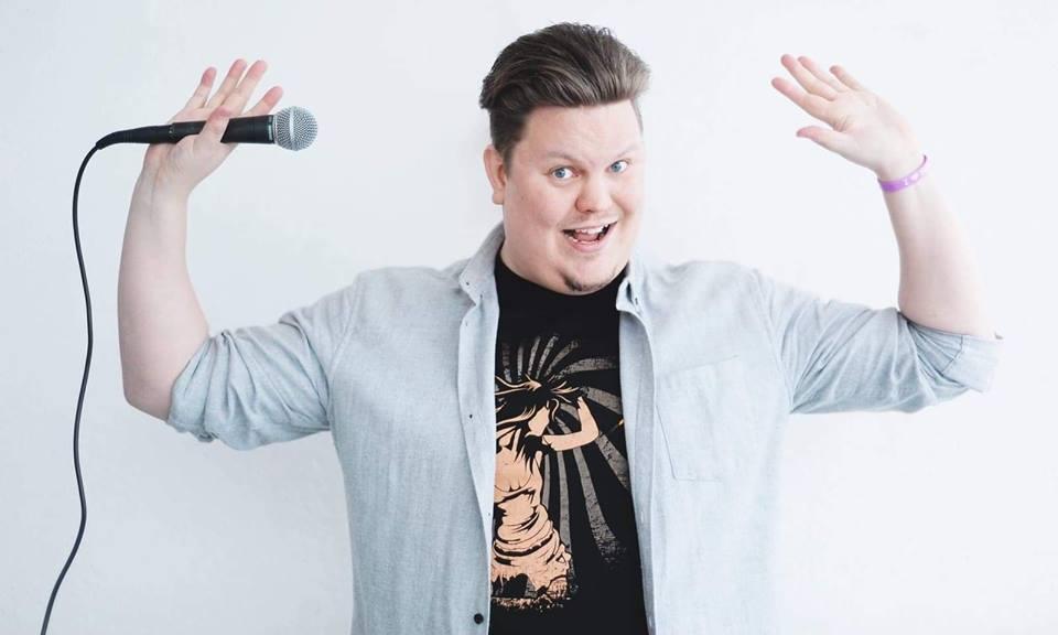 Perjantaina 22.2. Haaska-klubi naurattaa seitsemän koomikon voimalla Pannuhuone Gust. Ranin