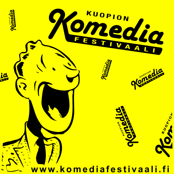 Komediafestivaali 7.6. – Peräniemen Kasinolla viisi koomikkoa säkissä
