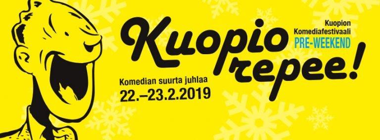 Pre-Weekend 22.-23.2.2019
