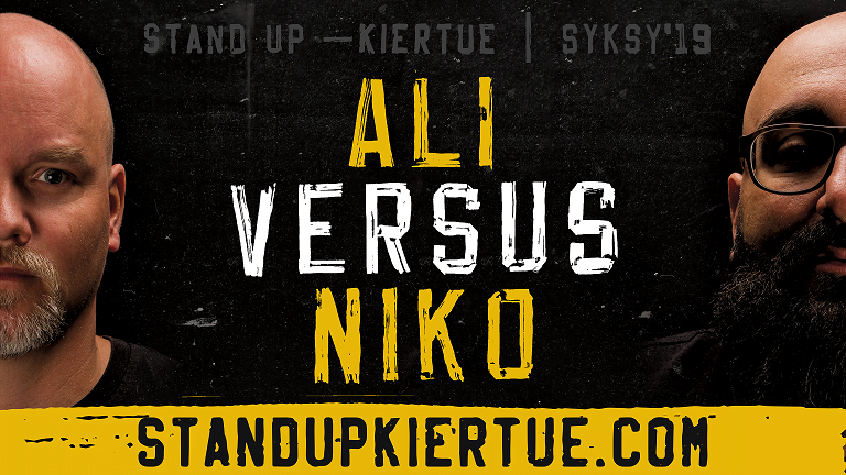 29.11. Ali versus Niko