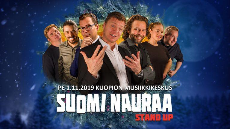 1.11. Suomi Nauraa