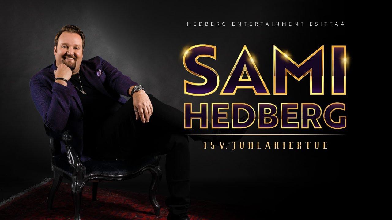00.5.6. Sami Hedberg Show & Dinner