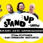 Stand up ilta
